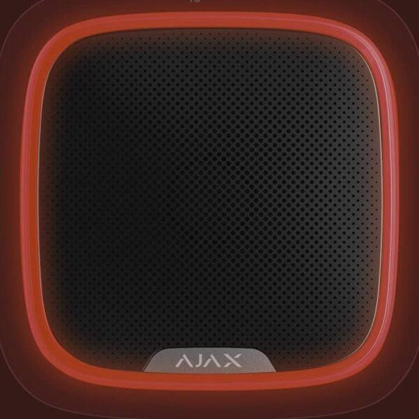Ajax street siren