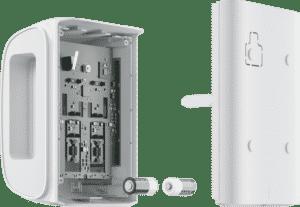 DualCurtain Outdoor Batterier